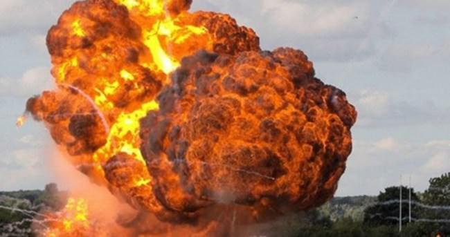Petrol boru hattına saldırı