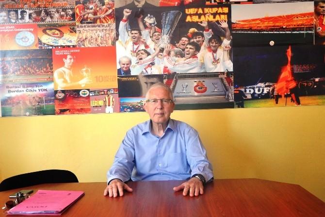 Galatasaraylılardan Coşkun Sabah'a Sitem