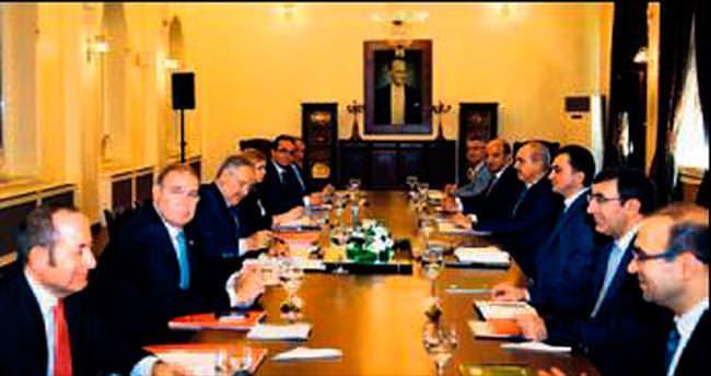 Liderler buluşması YAŞ'tan sonra