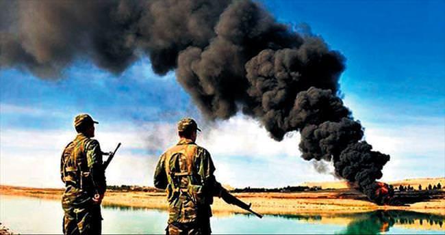 Şırnak'taki boru hattına saldırı petrol tedarikini etkilemez