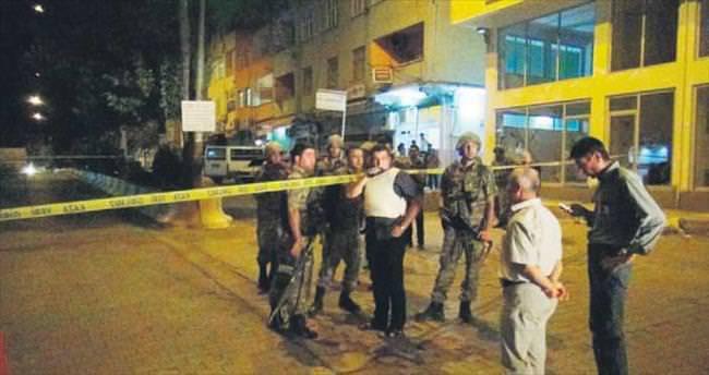 PKK'lılar çay ocağını taradı: 1 polis şehit