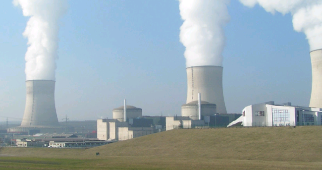 Türkiyedeki üçüncü nükleer santral ihalesine talip oldu