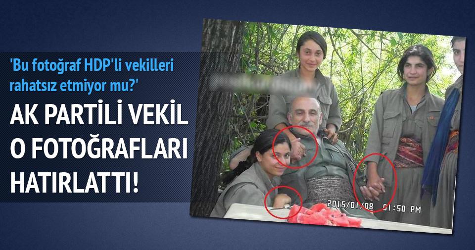 Metiner: Bu fotoğraf HDP'li vekilleri rahatsız etmiyor mu?