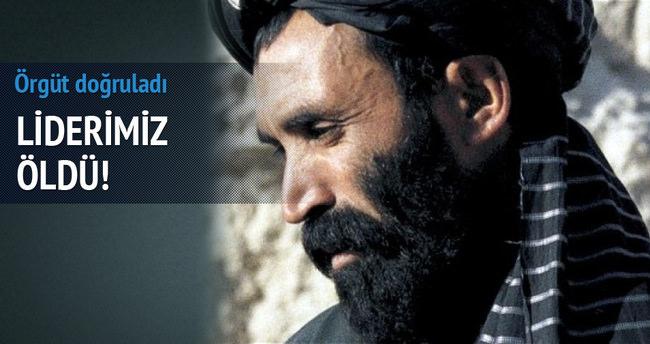 Taliban, Molla Ömer'in öldüğünü açıkladı