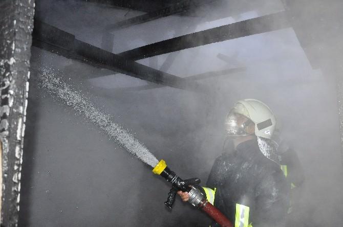 Dalaman'da Çıkan Yangın Kısa Sürede Kontrol Altına Alındı