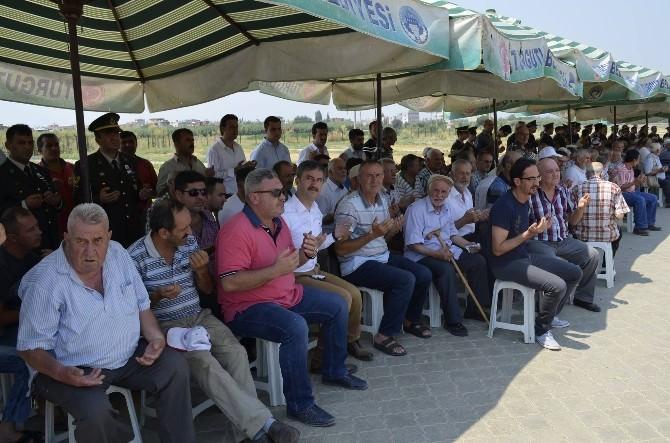 Turgutlu'da Kıbrıs Gazisi Ebediyete Uğurlandı