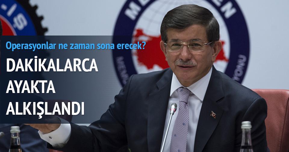 Davutoğlu: Hepimize yapılan suikasttir