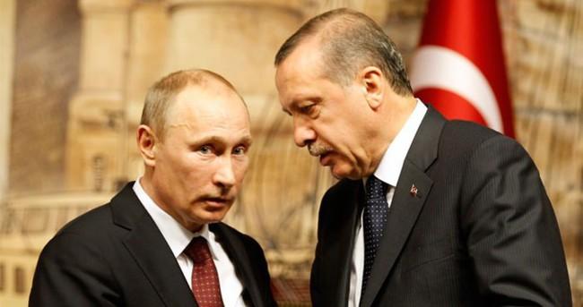 Putin ve Erdoğan bir araya gelecek