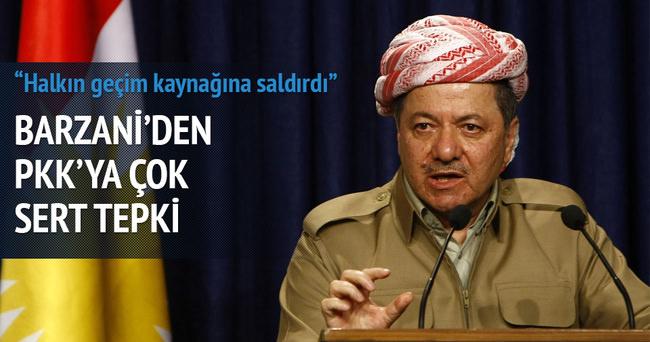 IKBY'den PKK'ya çok sert kınama