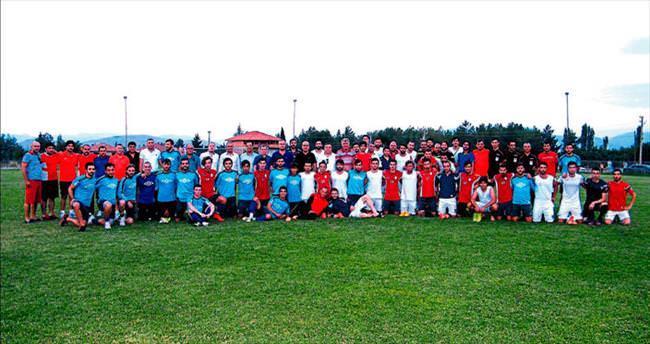 Kemerspor'un kampı mutlu bitti
