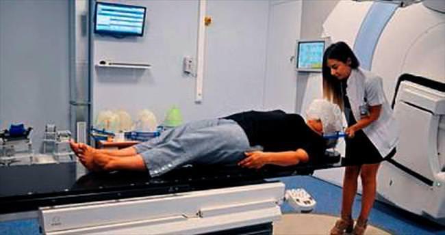 Yeni radyoterapi cihazı hizmete girdi
