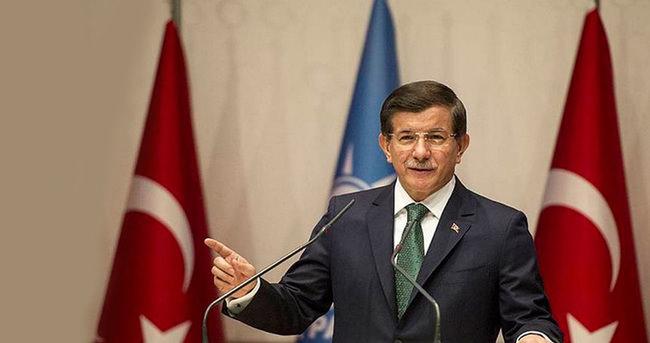 Başbakan Davutoğlu'dan vali ve bürokratlara talimat