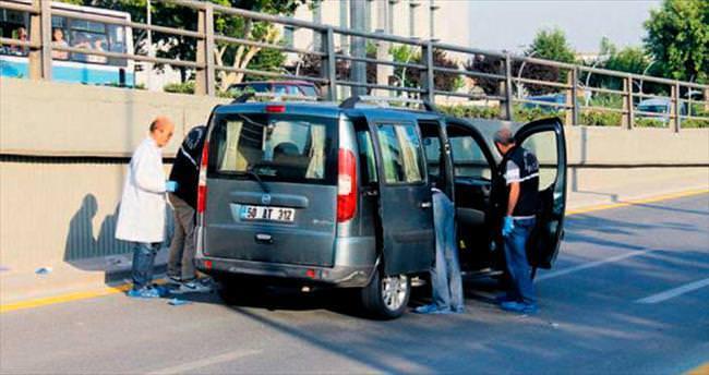 Polislerin kavgasında kan aktı