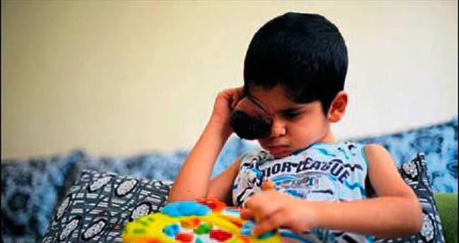 Emir'in kanlı gözyaşı dindirilmeyi bekliyor!