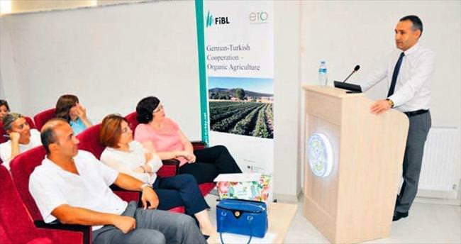 Manisa'da organik tarım desteği sürecek