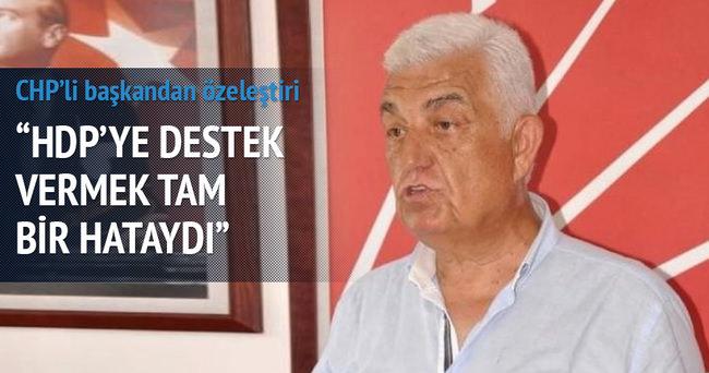 Gürün: HDP'ye destek stratejik bir hataydı