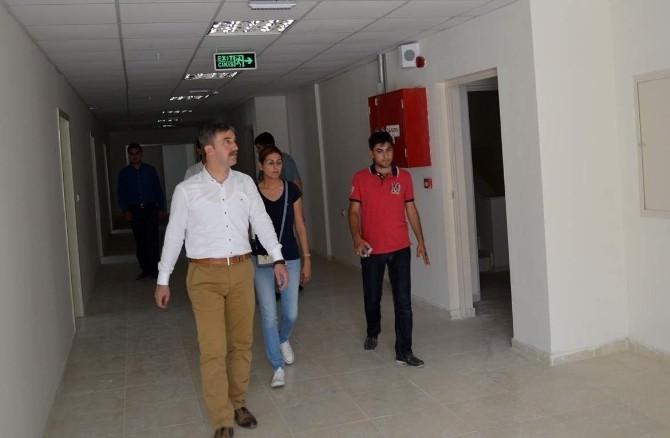 Turgutlu'da Gençlik Ve Kültür Merkezi Tamamlandı