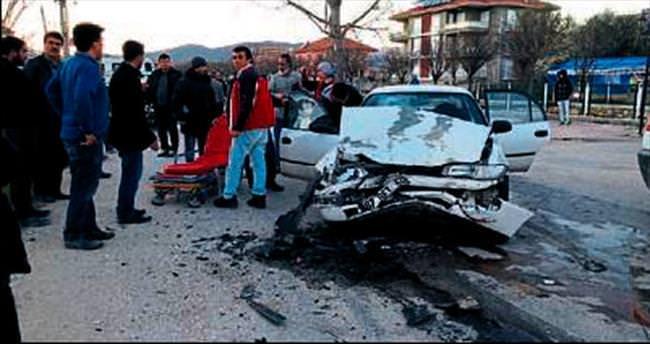 Kazalar arttı ama ölüm olmadı