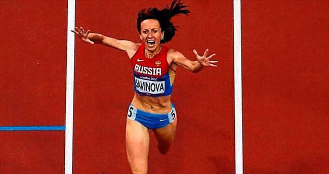 Londra doping olimpiyatı