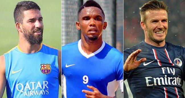 Futbol dünyasının kiralık yıldızları