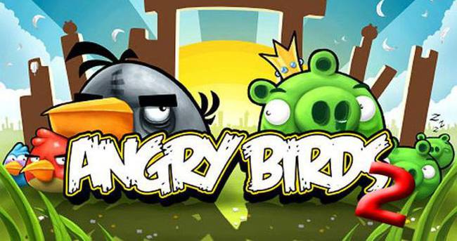 Angry Birds 2 10 Milyon indirilme sayısına ulaştı!