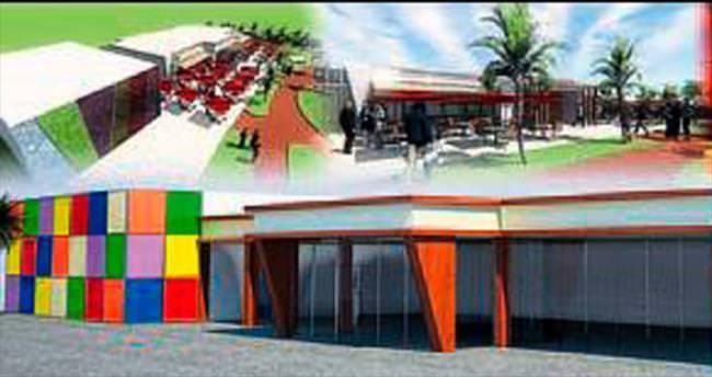 Elmalı'da sinema salonu yapılıyor