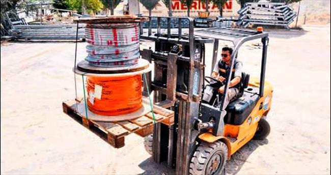Gölbaşı'na saatte 240 ton asfalt üretecek tesis geliyor