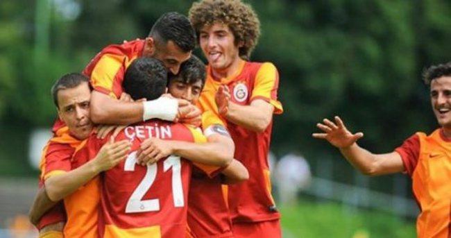 Galatasaray, Milan'ı 4'ledi