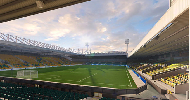 FIFA 16'da yer alacak stadyumlar