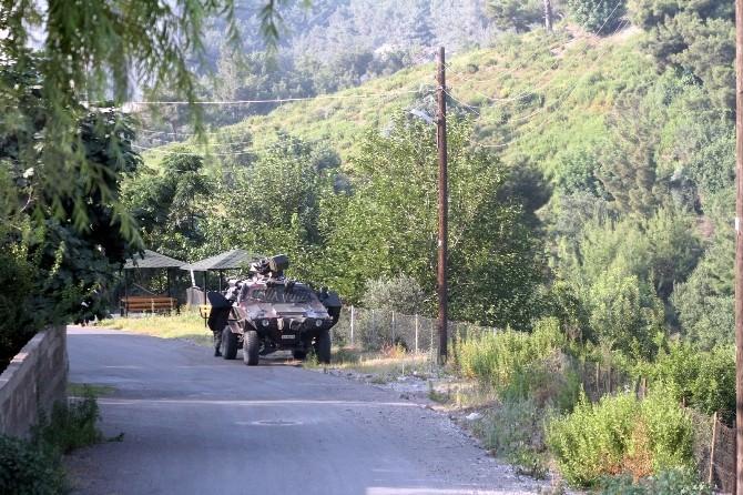 İskenderun'da Jandarma Taburuna Roketatarlı Saldırı