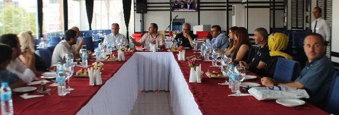 Kastamonu'da Turizm Konulu Toplantı Gerçekleştirildi