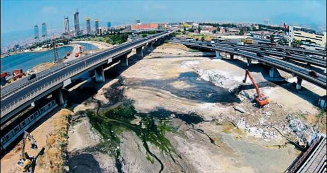 Meles'te betonlama çalışması başlatıldı