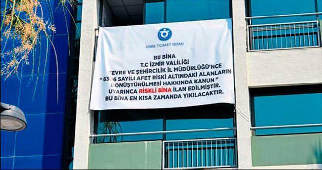 Ticaret Odası'nın talebi reddedildi