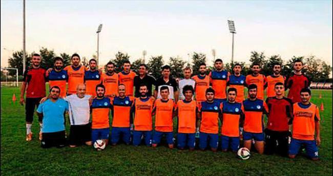 Meskispor Bölgesel Amatör Lig'de iddialı