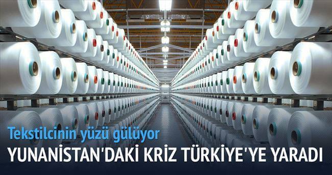 Komşu'nun siparişi Türkiye'ye kayıyor