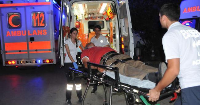 100'den fazla hükümlü hastaneye kaldırıldı!.