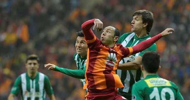 Galatasaray - Bursaspor maçı hangi kanalda?