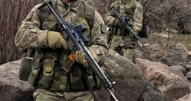 PKK Komando taburuna saldırdı!