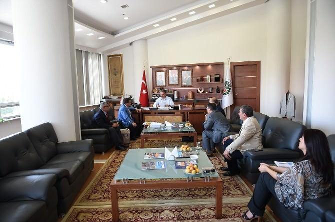 Malatya, Dünya Belediyeler Birliği Toplantısına Ev Sahipliği Yapacak