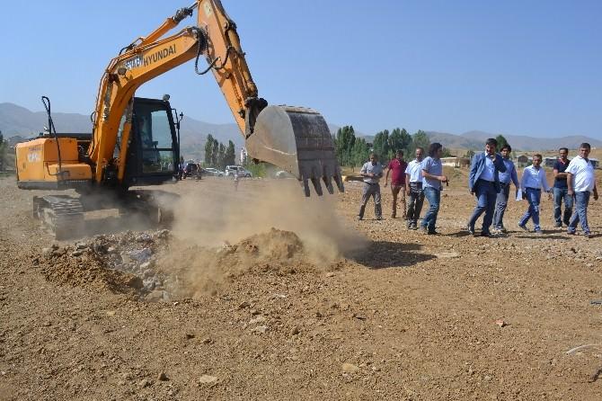 Muş'ta Kanalizasyon Sorunu
