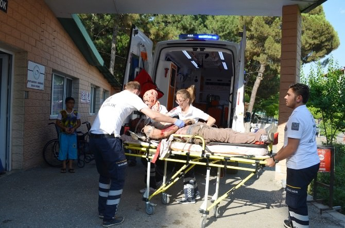 Tır'ın Sıkıştırdığı Kurtarıcı Sürücüsü Hayatını Kaybetti