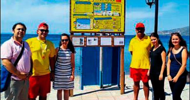 Dikili'nin 5 plajına uluslararası onay