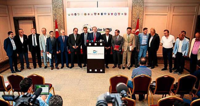 Antalyaspor için 18 imza