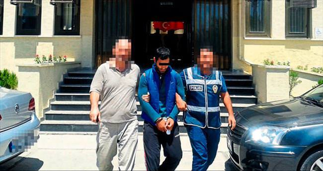 Tarsus polisinden hırsıza suçüstü