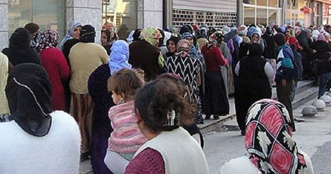 Açlık ve yoksulluk sınırı temmuz ayı rakamları açıklandı