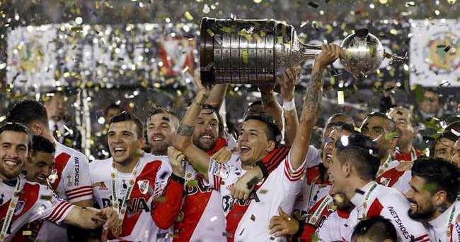 Copa Libertadores, River Plate'in