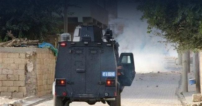 Mardin'de polislere silahlı saldırı