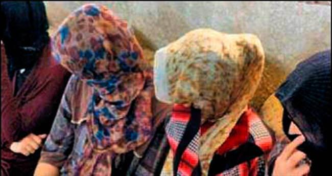 DAEŞ 19 kadını daha idam etti