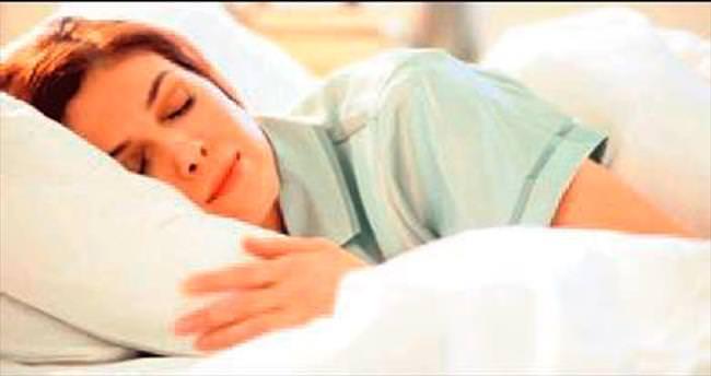 'Yan yatmak alzheimer riskini azaltabilir'