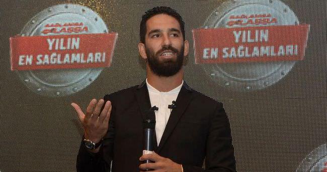 Arda Turan'dan Galatasaray'a mesaj